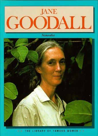 Library of Famous Women - Jane Goodall: J. A. Senn