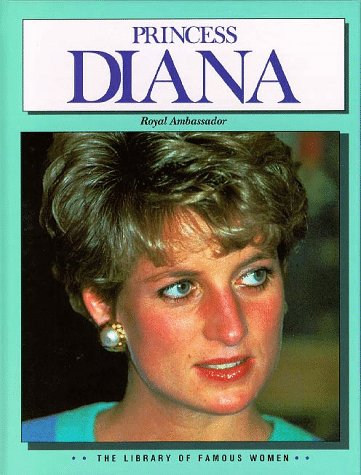 9781567110135: Princess Diana (Library of Famous Women)