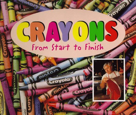 Made in the USA: Crayons: Woods, Samuel G.