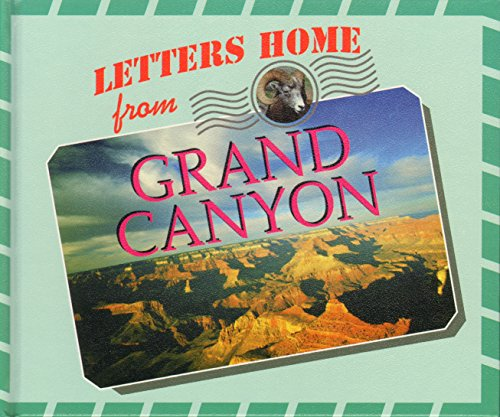 9781567114638: Letters Home From Our National Parks - Grand Canyon