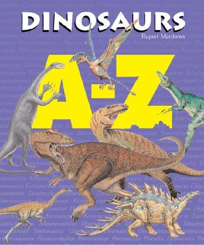 9781567115482: A-Z - Dinosaurs