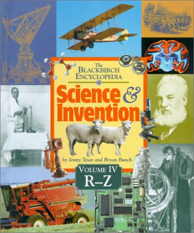 9781567115789: The Blackbirch Encyclopedia of Science & Invention Volume 4.