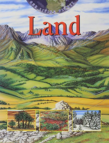 9781567116687: Our Living Planet - The Land