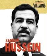 Saddam Hussein (History's Villains): Stewart, Gail B.