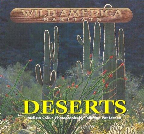 9781567117998: Wild America Habitats - Deserts
