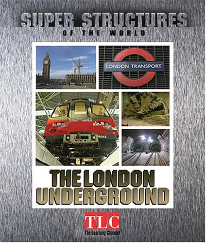 9781567118667: Super Structures - The London Underground