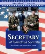 9781567119602: America's Leaders - Secretary of Homeland Security