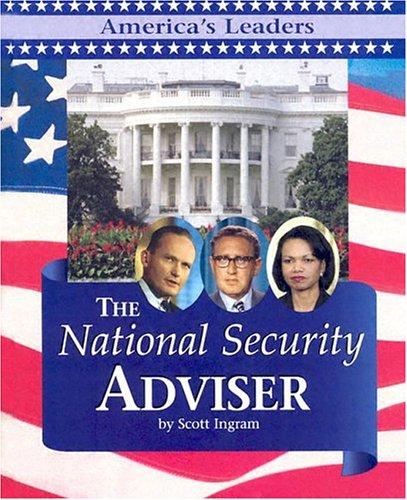 9781567119626: America's Leaders - The National Security Advisor