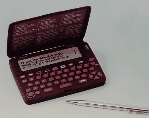 9781567121353: Bookman Holy Bible: King James Version : Electronic Pocket Guide (Franklin bookman)