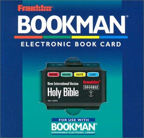 9781567121407: Holy Bible: New International Version Rom Card (Franklin bookman)