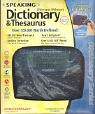 9781567125245: Merriam-Webster Speaking Dictionary & Thesaurus