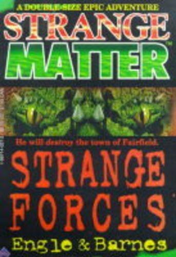 9781567140576: Strange Forces (Strange Matter) (Bk. 1)