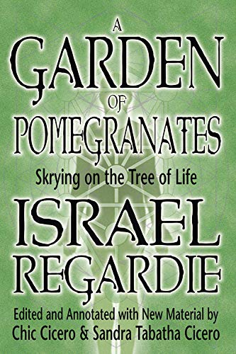 9781567181418: A Garden of Pomegranates: Skrying on the Tree of Life