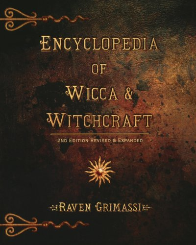 9781567182576: Encyclopedia of Wicca & Witchcraft