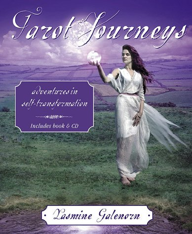 Tarot Journeys: Adventures in Self-Transformation (9781567182644) by Yasmine Galenorn