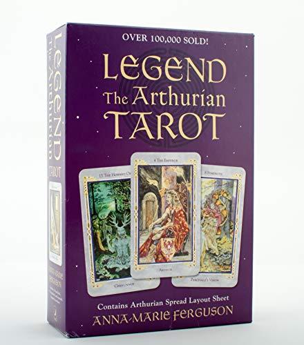 9781567182675: Legend Kit: The Arthurian Tarot