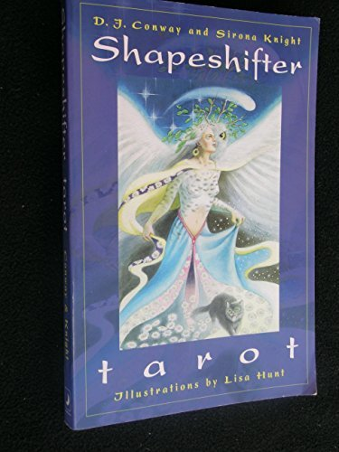 9781567183894: Shapeshifter Tarot (Book Only)