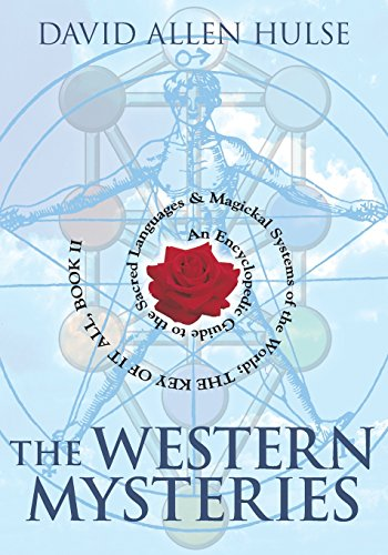 THE WESTERN MYSTERIES: The Key of it All, Book Two: Hulse, David Allen