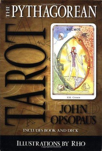 Guide to the Pythagorean Tarot: An Interpretation: John Opsopaus; Illustrator-Rho