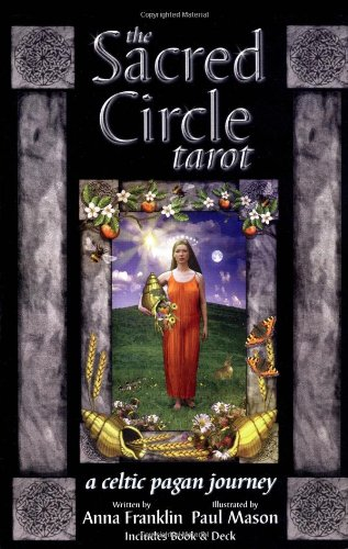 9781567184570: The Sacred Circle Tarot: A Celtic Pagan Journey