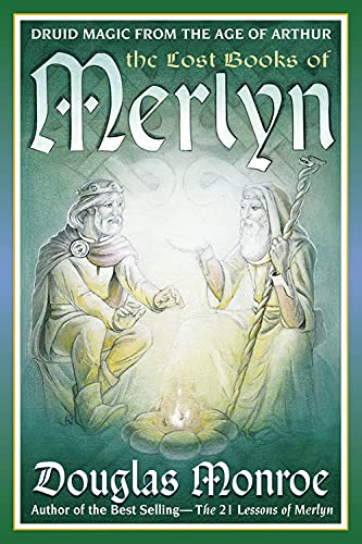 9781567184716: The Lost Books of Merlyn: Druid Magic from the Age of Arthur
