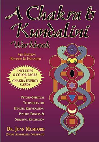 9781567184730: A Chakra and Kundalini Workbook: Psycho-Spiritual Techniques for Health, Rejuvenation, Psychic Powers and Spiritual Realization