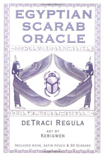 9781567185614: Egyptian Scarab Oracle