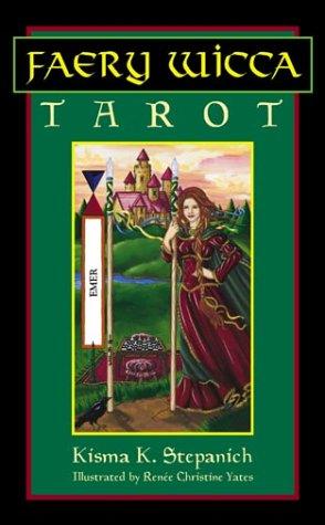9781567186840: Faery Wicca Tarot (Mini Kit)