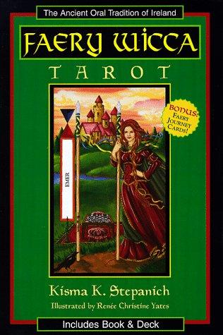 9781567186963: Faery Wicca Tarot Kit: Ancient Faery Tradition of Ireland
