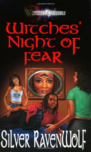9781567187182: Witches' Night of Fear (Witches' Chillers Series)