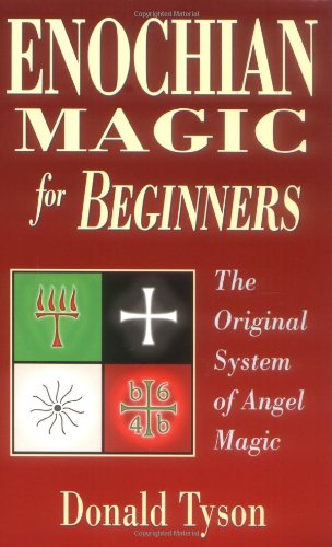 9781567187472: Enochian Magic for Beginners: The Original System of Angel Magic (For Beginners (Llewellyn's))