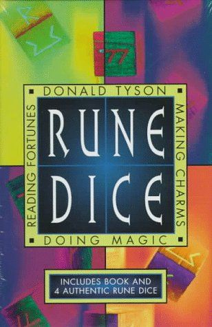 9781567187489: Rune Dice: Reading Fortune, Doing Magic and Making Charms