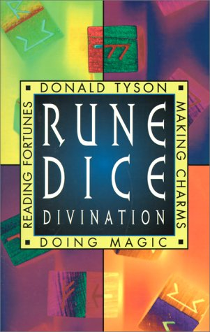 9781567187496: Rune Dice Divination: Reading Fortunes, Doing Magic, Making Charms