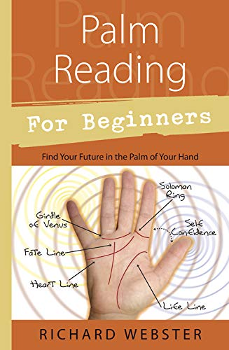 9781567187915: Palm Reading for Beginners: Find Your Future in the Palm of Your Hand (For Beginners (Llewellyn's))