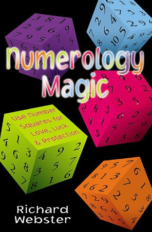 Numerology Magic (9781567188134) by Richard Webster