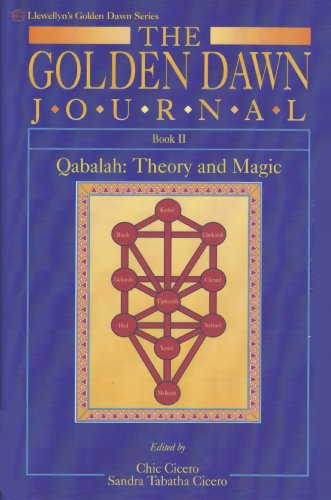 9781567188516: The Golden Dawn Journal: Book 2 Qabalah : Theory and Magic