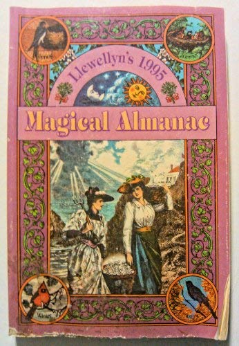 Llewellyn's 1995 Magical Almanac (Llewellyn's Magical Almanac) (1567189067) by D.J. Conway; Edain McCoy; Silver Ravenwolf; Patricia Telesco