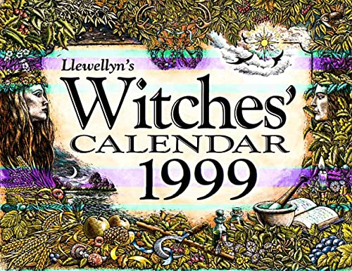 9781567189452: 1999 Witches' Calendar (Annuals - Witches' Calendar)