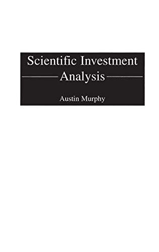 9781567203387: Scientific Investment Analysis