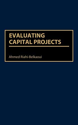 9781567203578: Evaluating Capital Projects