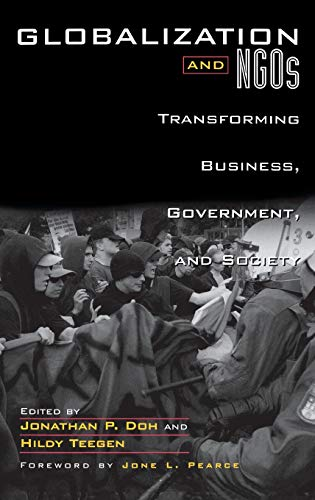 9781567204995: Globalization and NGOs: Transforming Business, Government, and Society