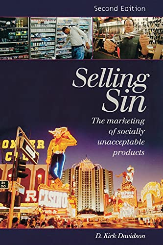 9781567206456: Selling Sin: The Marketing of Socially Unacceptable Products, 2nd Edition
