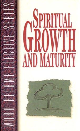 Spiritual Growth and Maturity (Word Aflame Elective: R.M. Davis, Jewel