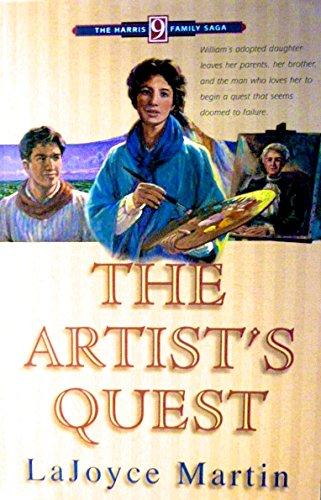 9781567221992: The Artist's Quest (Harris Family Saga)