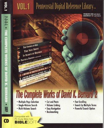 9781567222333: The Complete Works of David K  Bernard 1 0