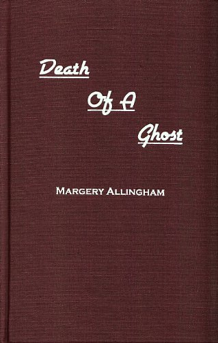 9781567230086: Death of a Ghost