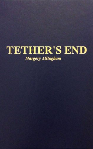 9781567230185: Tether's End
