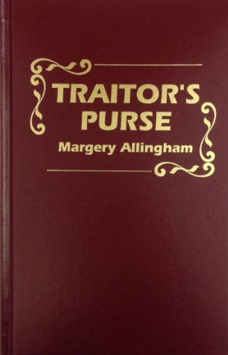 9781567230192: Traitor's Purse