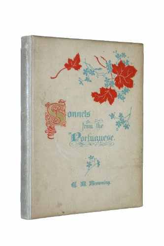 Sonnets from the Portuguese (9781567230253) by Elizabeth Barrett Browning
