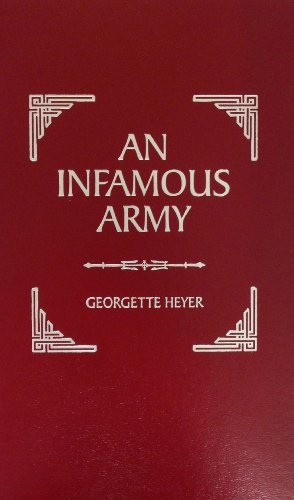 9781567230512: An Infamous Army